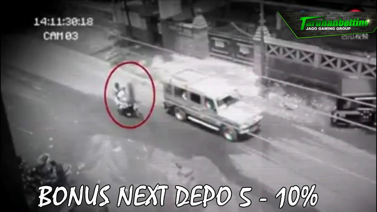 Seremmm!!!! Penampakan Hantu Terekam DI Jalan Raya - AGEN ...