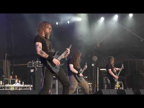 AT THE GATES - Heroes and Tombs - Bloodstock 2018
