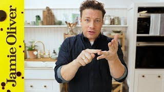 Jamie's Top 5 Healthy Tips  | Quick & Easy | Jamie Oliver