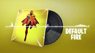 Default Fire Music Pack (Major Lazer x Fortnite) (Fortnite Battle Royale)