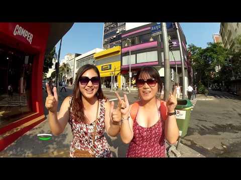 The Foreign Eye! Sao Paulo, Brazil episode 1
