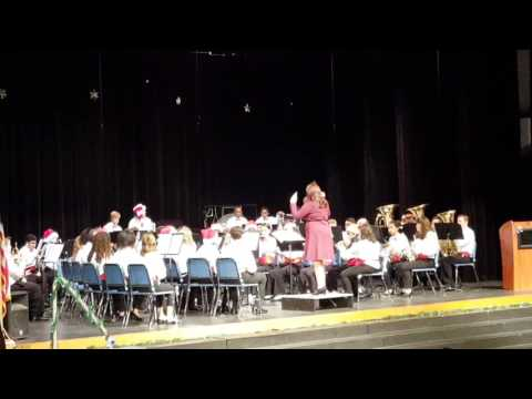 A Christmas Proclamation by Robert W. Smith Play by South Seminole Middle School