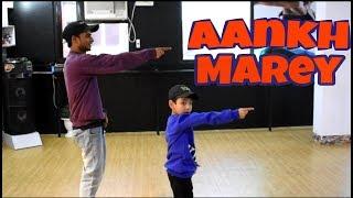 Simmba_Aankh Marey_Ranveer Singh, Sara Ali Khan Dance Video_Nitesh Kumar Choreography