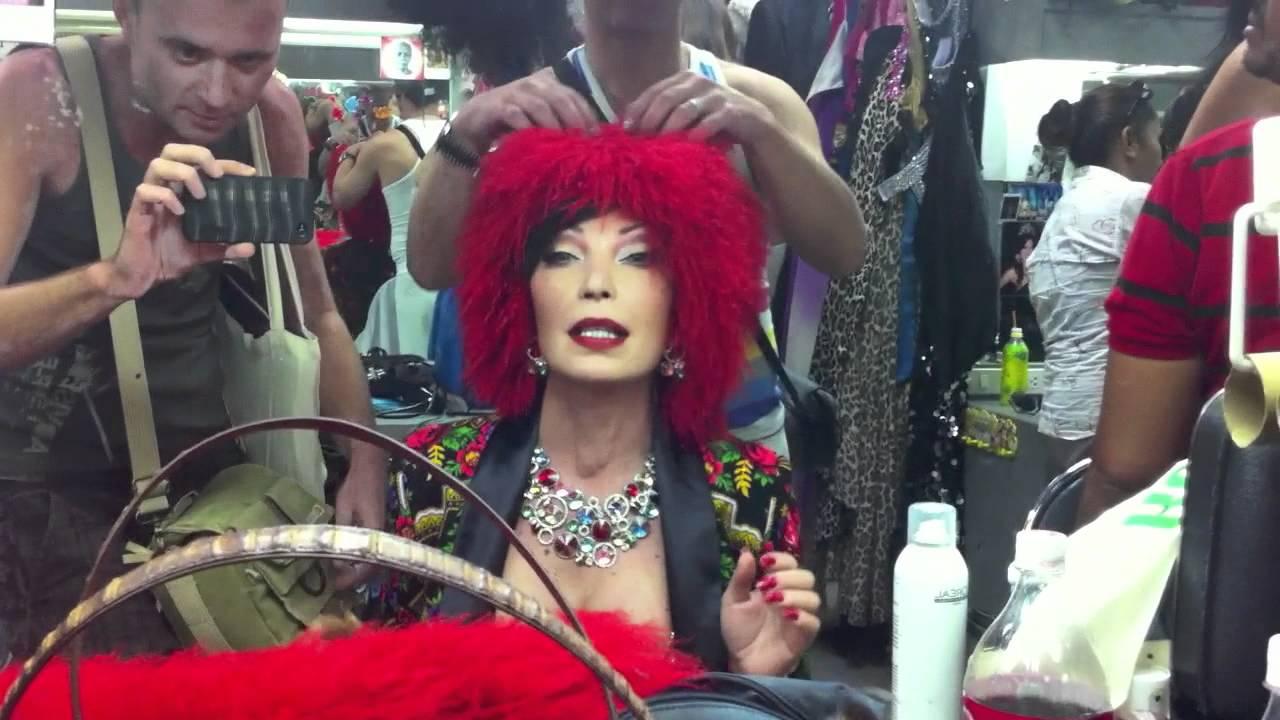 Варвара странжа видео транссексуалка