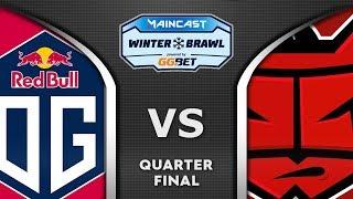 OG.Seed vs HellRaisers Quarter Final Maincast Winter Brawl 2020 Highlights Dota 2