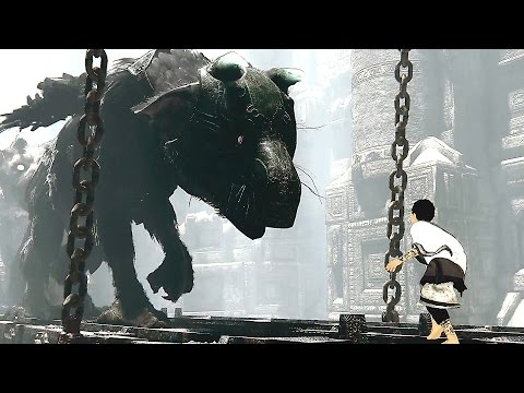 THE LAST GUARDIAN Trailer (E3 2016)