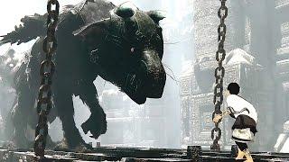 THE LAST GUARDIAN Trailer (E3 2016)