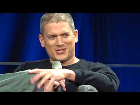 WENTWORTH MILLER PANEL  10122017 German Comic Con Dortmund complete and hd