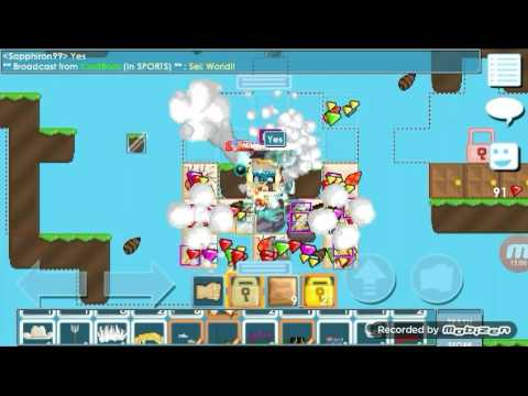 Growtopia - geting a 3 letter world name (wei)