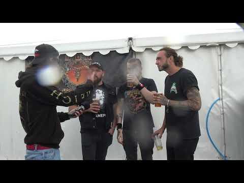 GBHBL Whiplash: Bloodstock 2019 Interview - Witch Tripper