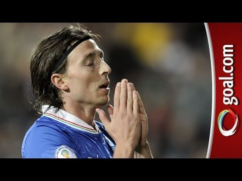 Italy vs Denmark - Montolivo supports coach after negative media reaction
