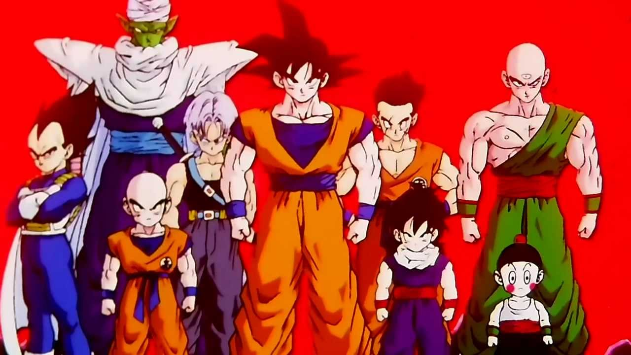Image result for dragonball z intro