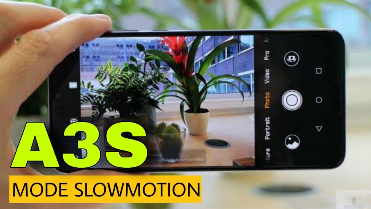 Cara Membuat Video Slowmotion Di Oppo A3s Tanpa Aplikasi Tambahan Youtube
