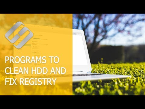 Programs to Clean Your Hard Disk and Registry from Junk Files in Windows 10, 8, 7 💻🔥📁