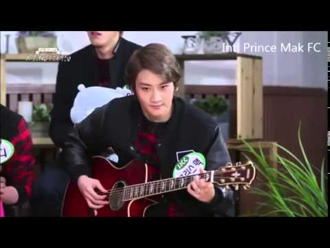 [14.12.10/TV] Prince Mak plays guitar -A Song For You
