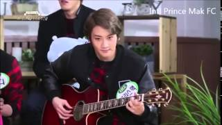 [14.12.10/TV] Prince Mak plays guitar -  A Song For You