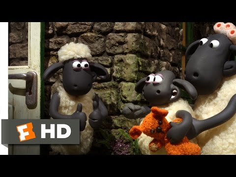 Shaun the Sheep Movie 2015  Shaun's Staycation  110  Movies