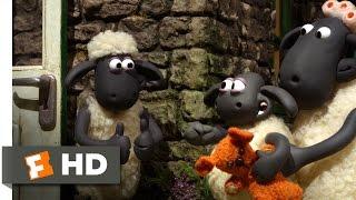 Shaun the Sheep Movie (1/10) Movie CLIP - Shaun's Staycation (2015) HD