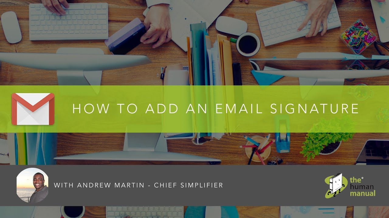 how to add disclaimer in gmail