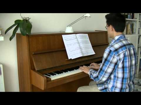 ThePianoGuys - Begin Again (Cover by Simon Agterhuis)