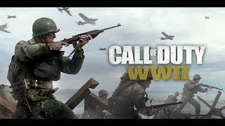 Call of Duty WWII - Gameplay | Max Settings | 21:9 | UltraWide | 3440x1440 | 60FPS