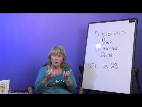 Dissolving Emotional Pain