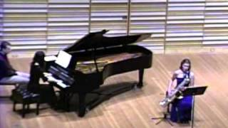 Melissa Widzinski, Treiber: Duo III. Lento
