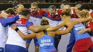 Highlights: Romania 2-3 Czech Republic