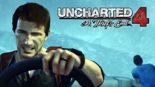UNCHARTED 4 - Capítulo 12: No Mar - Gameplay em Português PT-BR!