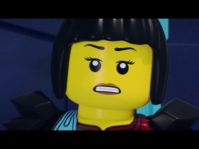 Straatschuimers - LEGO Ninjago - Seizoen 7 episode 4