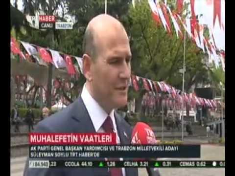 TRT Haber Röportajı 11 Mayıs 2015