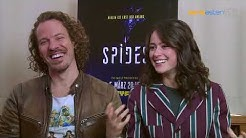 SPIDES: Interview with Rosabell Laurenti Sellers & Falk Hentschel