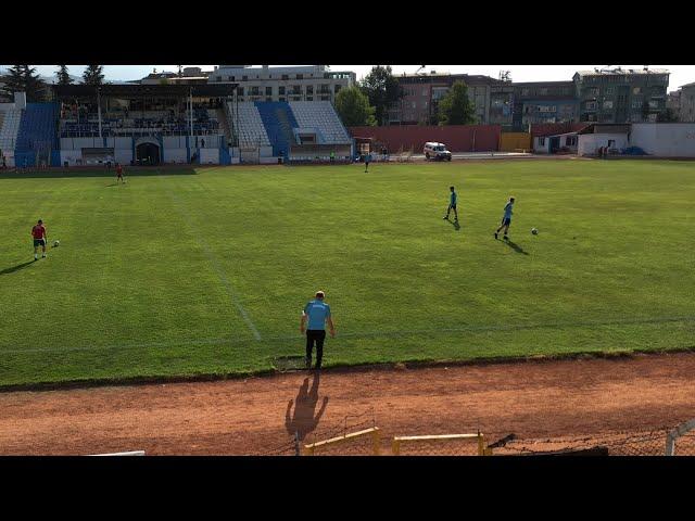 2.Yarı   Erbaa Gençlik Spor 2-1 Merzifonspor