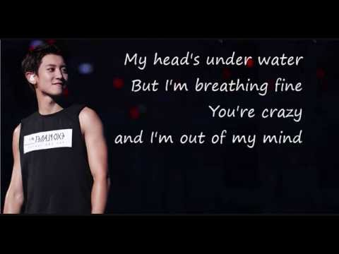 Exo Chanyeol - All Of Me Lyric (Cover By Park Chanyeol)