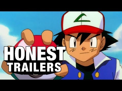 Honest Trailers | Pokemon: The First Movie