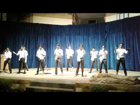 birla college camp fire dump dance (lead bye csuo Bapu rane)