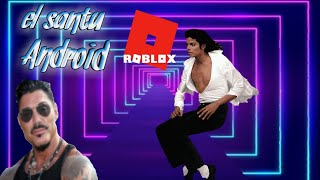 How to create michael jackson in roblox /Santu
