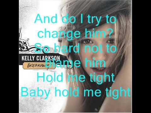 Beautiful Disaster (Live) - Kelly Clarkson (With lyrics)