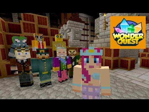 Hide & Seek In Wonderberg! With Stampy & Friends! | Minecraft | Amy Lee33