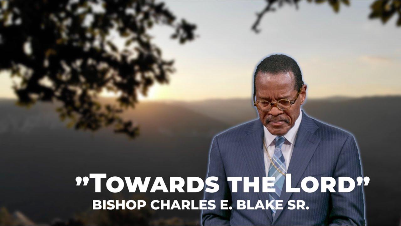 West Angeles COGIC | Bishop Charles E  Blake Sr  | September 8, 2019