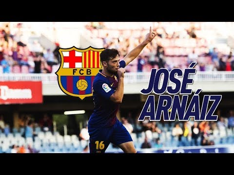 Jose Arnaiz - Barcelona B | Ready for the First Team | 2017 [HD]