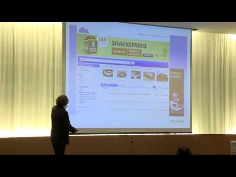 """Keynote Address """"From content to money (and other good stuff in between)"""""""