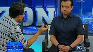 Senator Antonio Trillanes IV on Get it Straight (Part 2)
