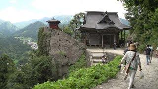 Yamagata's Yamadera