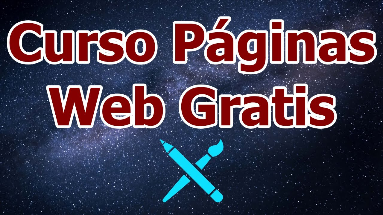 Curso Paginas Web Gratis