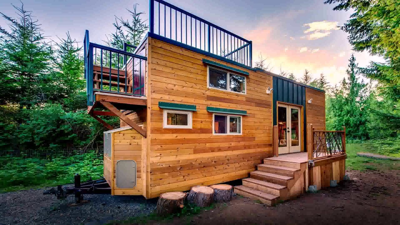 How To Build A Tiny House From Scratch Gif Maker