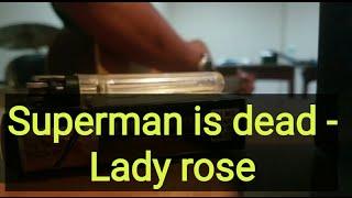 Superman is dead lady rose cover by de_jhon BALI