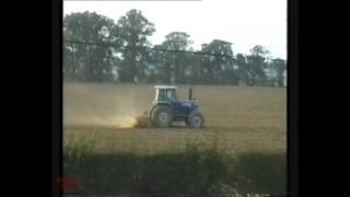 My First Tractor Film - Cultivating for Corn in '96
