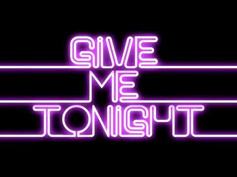 Adore Delano - Give Me Tonight (Karaoke/instrumental/Lyric)