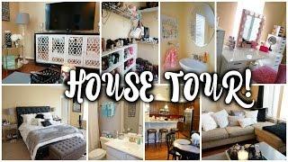 MY HOUSE TOUR!!